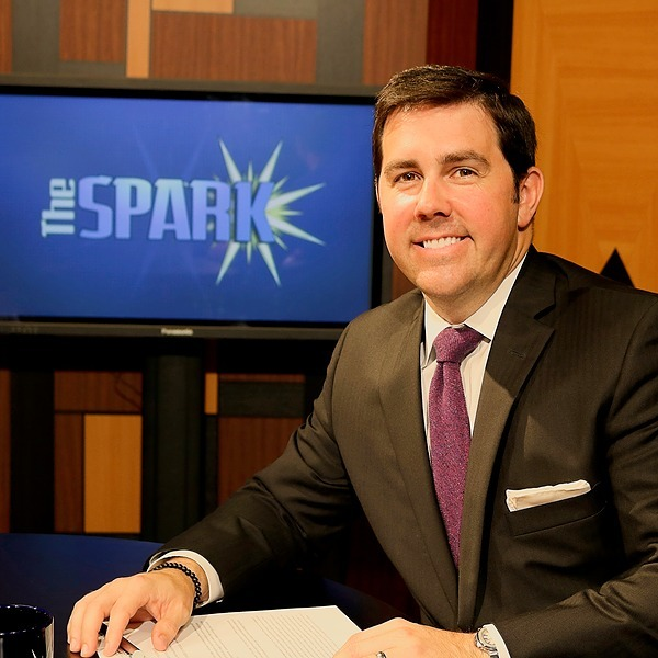 Watch my tv shows, The SPARK and The SPARK Awards, on PBS.org