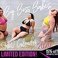 Order Big Boss Babes Super Heavy Weight Calendar