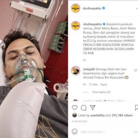 @sinar.harian Abang Allahyarham Siti Sarah ditidurkan Link Thumbnail | Linktree