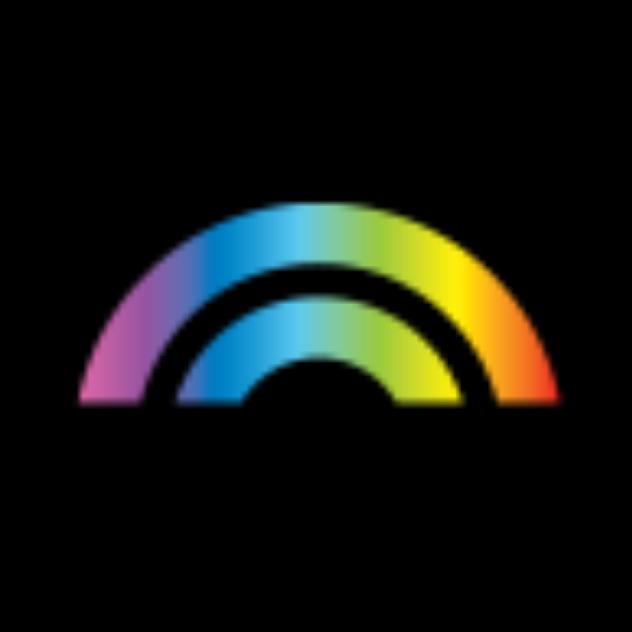 DONATE: Black Rainbow