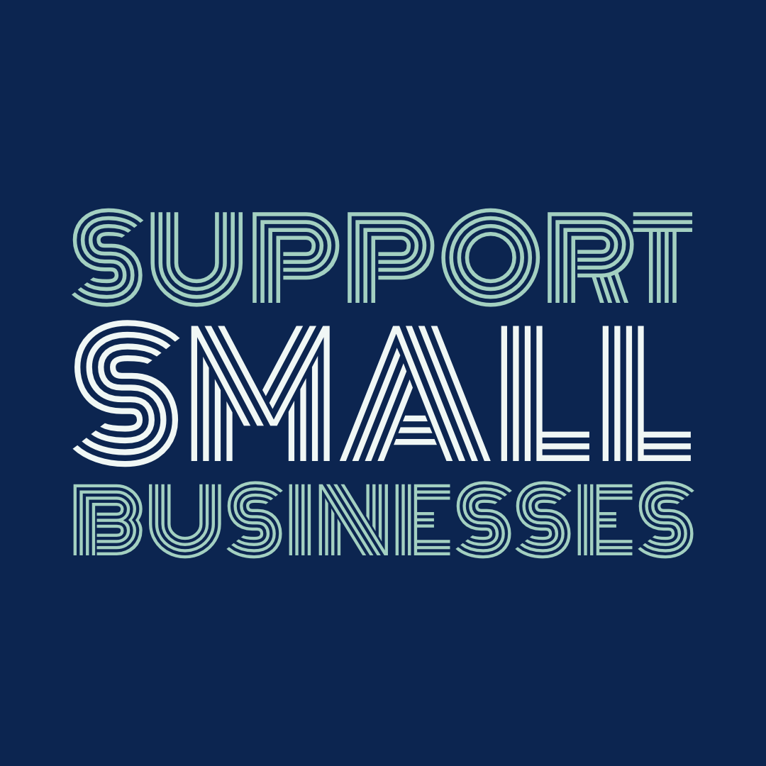 @adobespark #StandForSmall business resources with American Express Link Thumbnail | Linktree