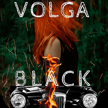 """VOLGA BLACK by Bibiana Krall """"Modern day Poland drenched in dark lore and brutal history."""""""