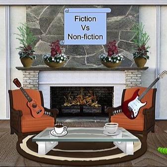 @RebeccaAllgeier Fiction vs Nonfiction Link Thumbnail | Linktree