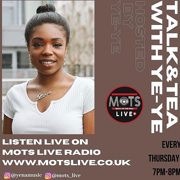 Who the Funk is Ms. Molly LIVE INTERVIEW @MOTS TALK & TEA WITH YE-YE Link Thumbnail | Linktree