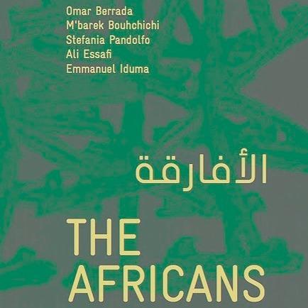 Omar Berrada The Africans (racial politics in Morocco - book) Link Thumbnail   Linktree