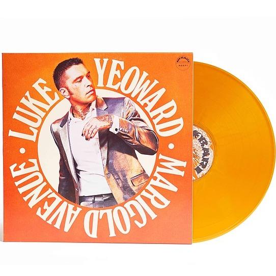 PRE-ORDER: LUKE YEOWARD - MARIGOLD AVENUE VINYL ALBUM