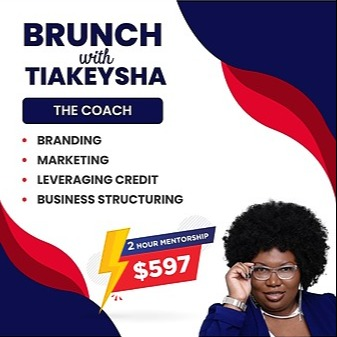 @Tiakeysha Brunch With Tiakeysha The Coach Link Thumbnail | Linktree