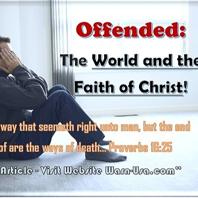 @WarnRadio 👀✨ Do not miss this Post: Offended: The World and the Faith of Christ Link Thumbnail | Linktree