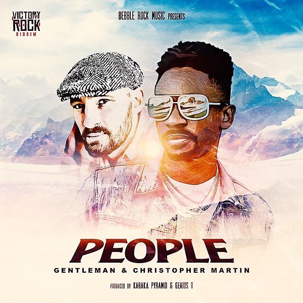 Gentleman x Christopher Martin - People