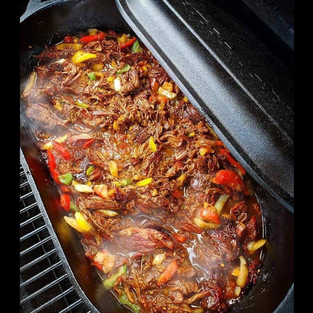 Cayts Beef Machaca