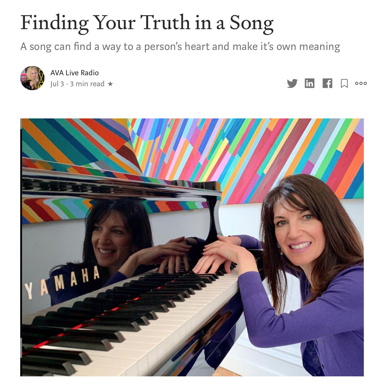 @thesongtailors The Songwriters' Journal interview about Together Link Thumbnail | Linktree