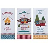 Welcome To TCHRpro!!! KLL Funny Camping Kitchen Towels Link Thumbnail | Linktree