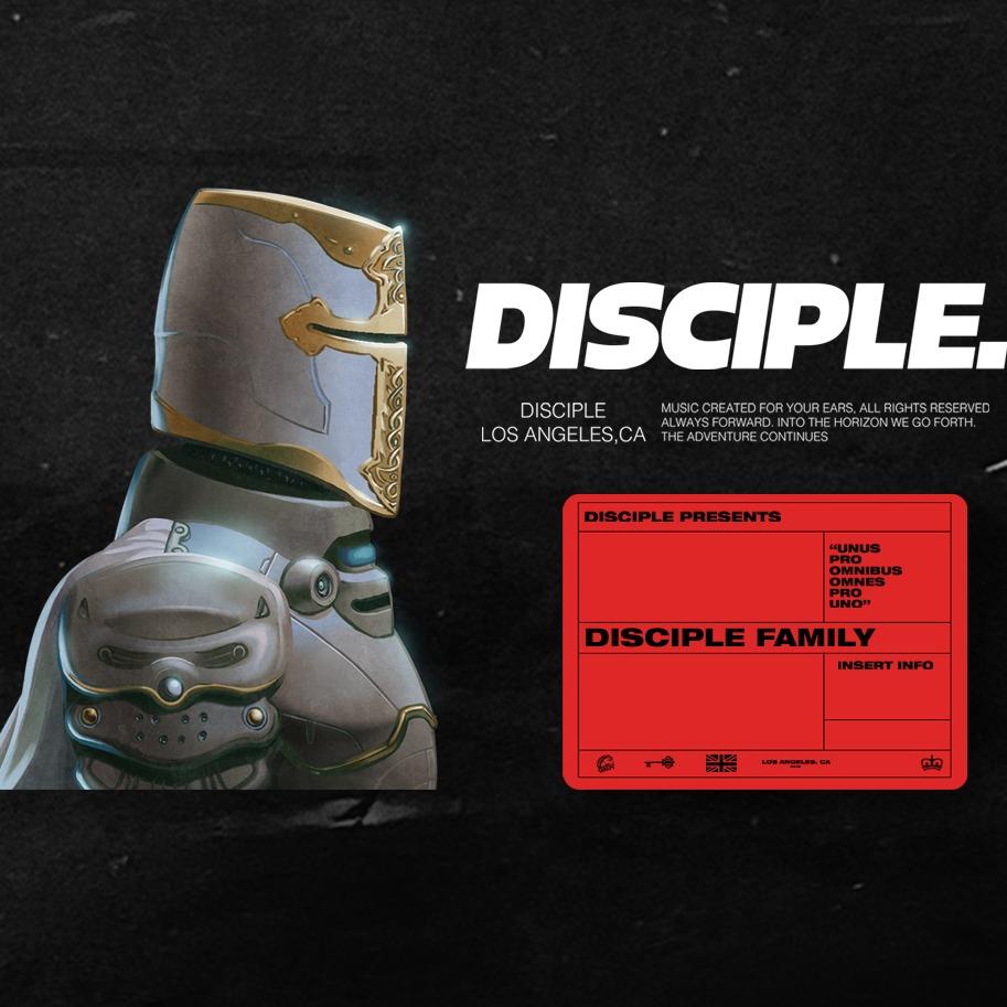 Disciple Family Facebook Group