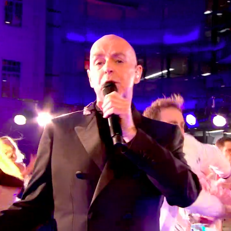 PSB live on The One Show - BBC iPlayer (UK)