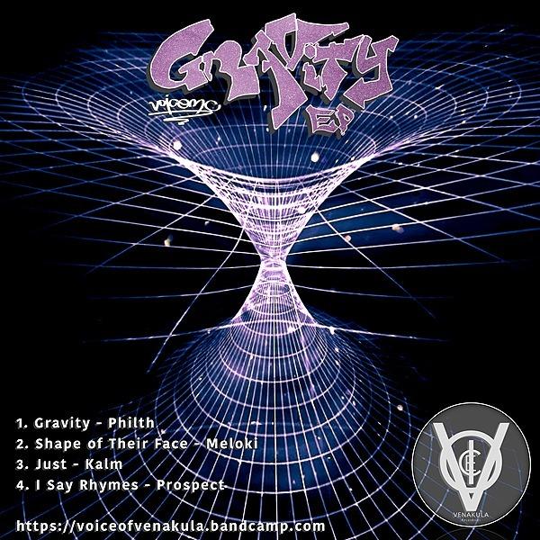 BUY - Gravity EP