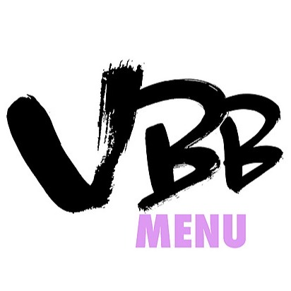 Vegan Burger Bar Menu Link Thumbnail | Linktree