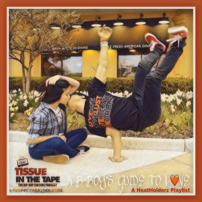 Tissue in The Tape Podcast Apple: A B-Boy's Guide to Love Link Thumbnail | Linktree