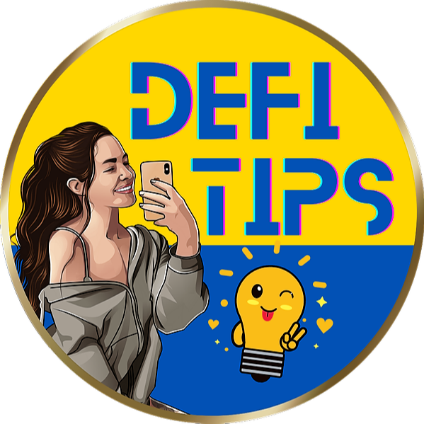 @CryptoFinally DeFi Tips Channel Link Thumbnail   Linktree