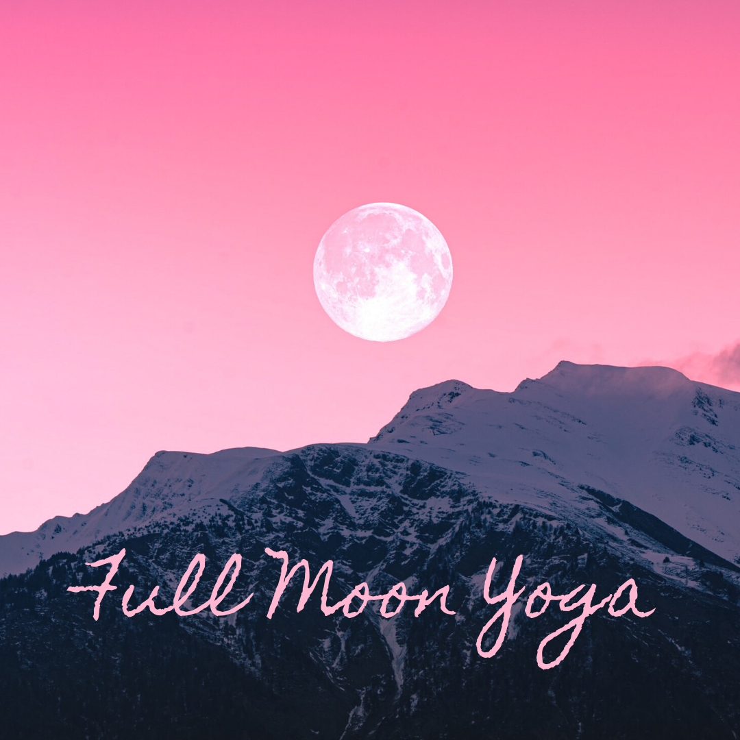Moon Bundle - Full and New Moon Ceremonies - Yoga Flow, Meditation, Ritual ideas
