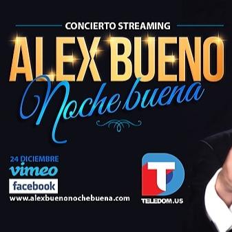 Alex Bueno en Noche Buena-Via Vimeo