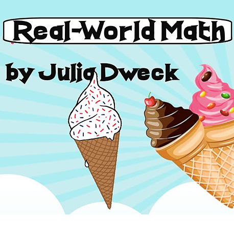Real-World Math  *STEAM + MATH Fun!
