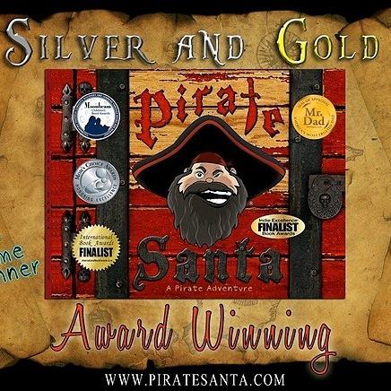 "@studiocitytattoo Award Winning Children's Book From Studio City Tattoo "" Pirate Santa"" Link Thumbnail | Linktree"