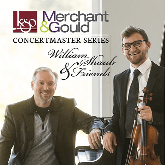 @violinistwilliam KSO Concertmaster Series Schedule Link Thumbnail   Linktree