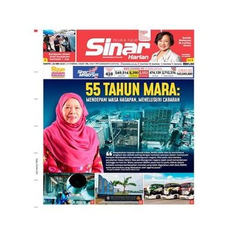 @sinar.harian MARA: Kesinambungan 55 tahun perjuangan dalam pembangunan negara Link Thumbnail | Linktree