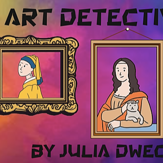 Art Detectives: Fraction Fun! *Extremely Popular