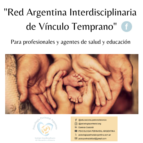 @Psicologiaperinatalargentina RED ARGENTINA INTERDISCIPLINARIA DE VINCULO TEMPRANO - SUMATE! Link Thumbnail   Linktree