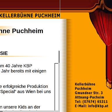 kbp.at/Kellerbühne Puchheim kbp.at im Internet Archive Link Thumbnail   Linktree