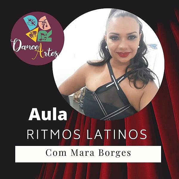 Aula: Ritmos Latinos com Mara Borges