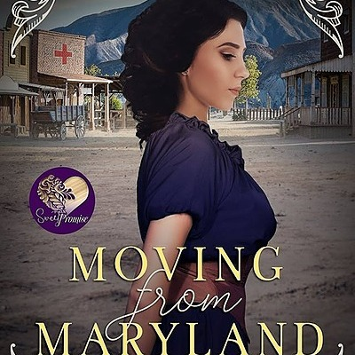 @christinesterling Moving from Maryland (Pioneer Brides #3) Link Thumbnail   Linktree