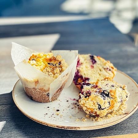Very Berry Muffin