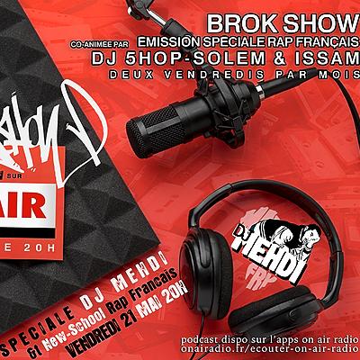 @brokshow Brok Show Spéciale Dj Mehdi - 21.05.2021  Link Thumbnail   Linktree