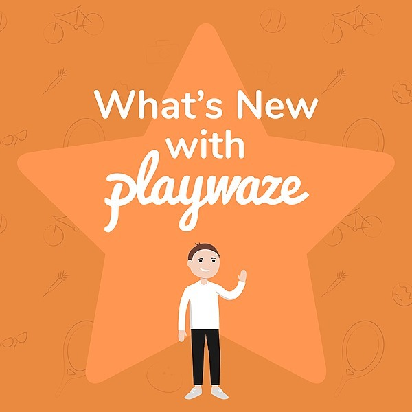 @playwaze What's New With Playwaze? July Link Thumbnail | Linktree