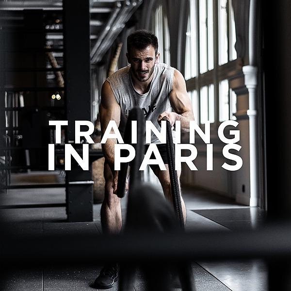 TRAINING IN PARIS