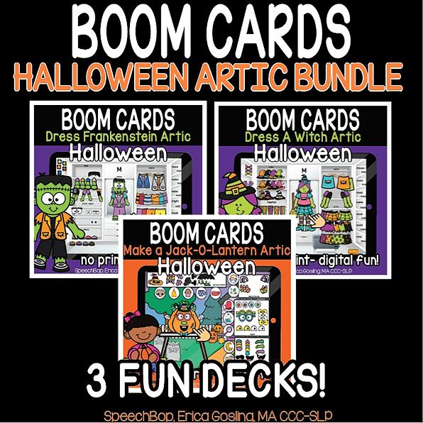 Halloween Articulation Bundle
