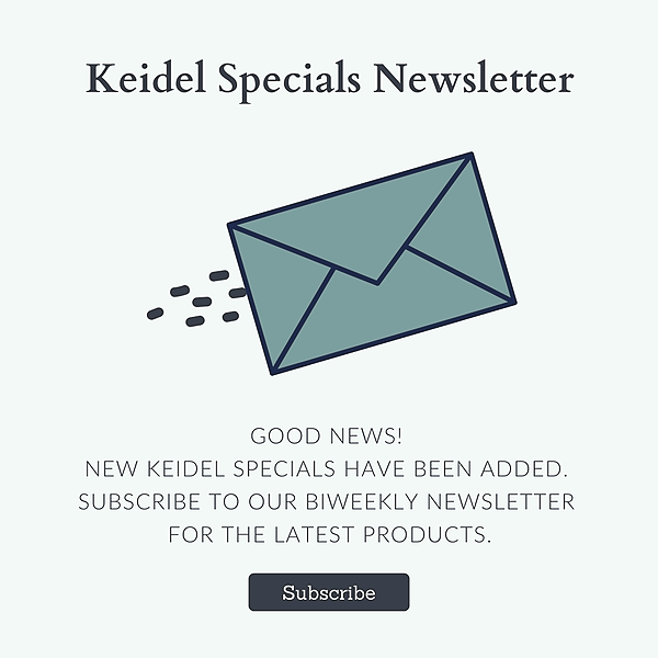 Keidel Newsletter Sign-Up Link Thumbnail | Linktree