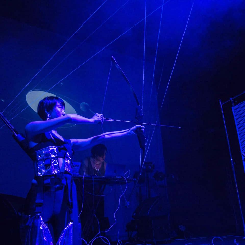 𝕬𝖗𝖈𝖍𝖊𝖗𝖞 🏹 (live) - Yves Tumor opening