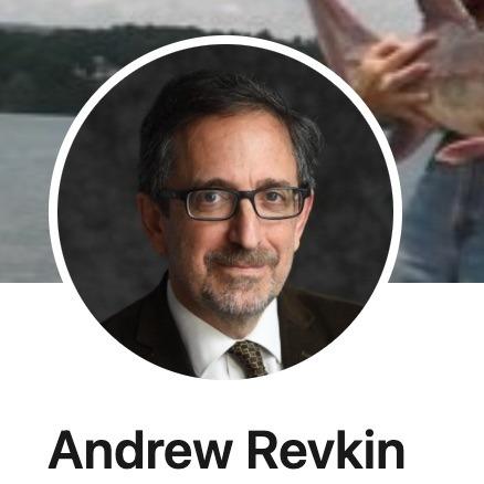 Andy @Revkin LinkedIn Link Thumbnail   Linktree