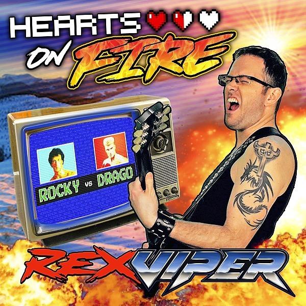 @rexviper (Music Video) Hearts on Fire Link Thumbnail | Linktree