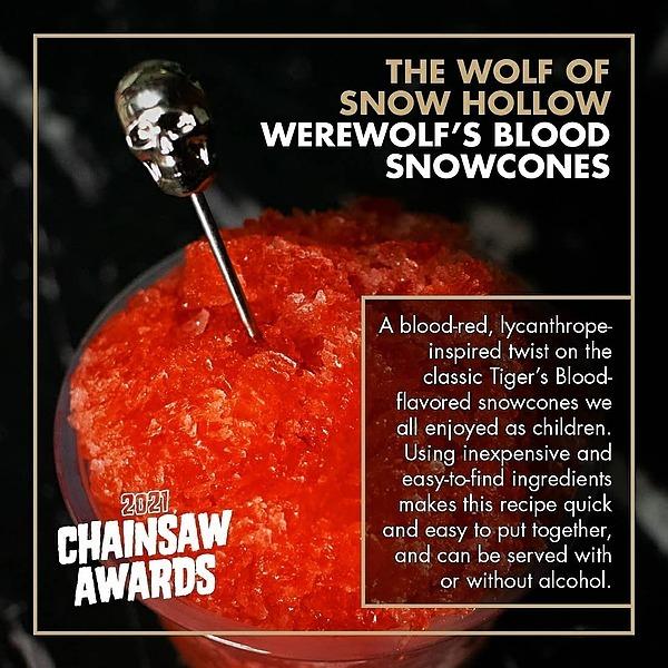 The Homicidal Homemaker Fangoria Chainsaw Awards Cocktails Link Thumbnail | Linktree