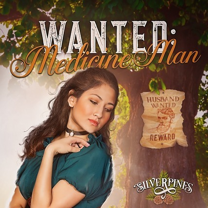 @christinesterling Wanted: Medicine Man (Silverpines #5) Link Thumbnail   Linktree