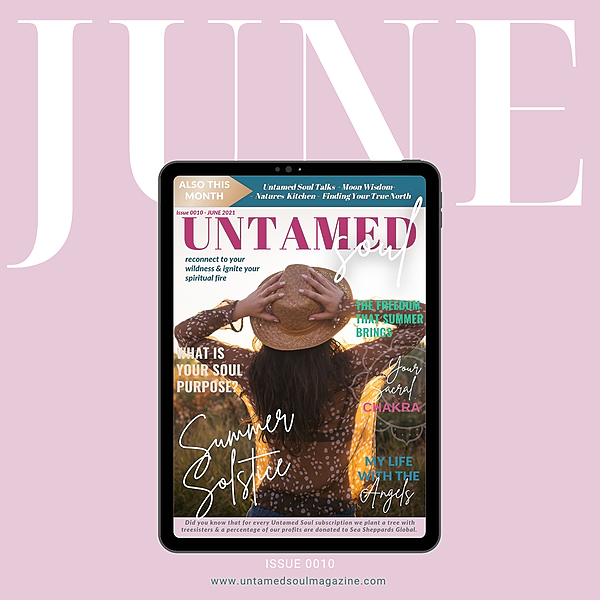 Catch Tierra's Feature in Untamed Soul Magazine!