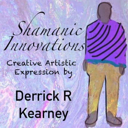Derrick R Kearney Take My Creative Artistic Expression Course Link Thumbnail | Linktree