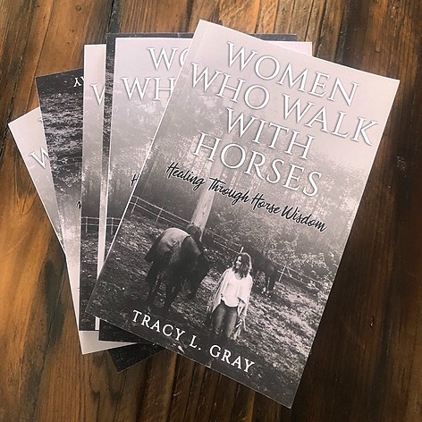 Coach/Author @Graystar Farms Women Who Walk with Horses PRINT version  Link Thumbnail | Linktree