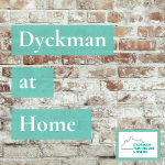 Dyckman At Home - Featuring Open House NY, Path Through History, & Science Saturdays!
