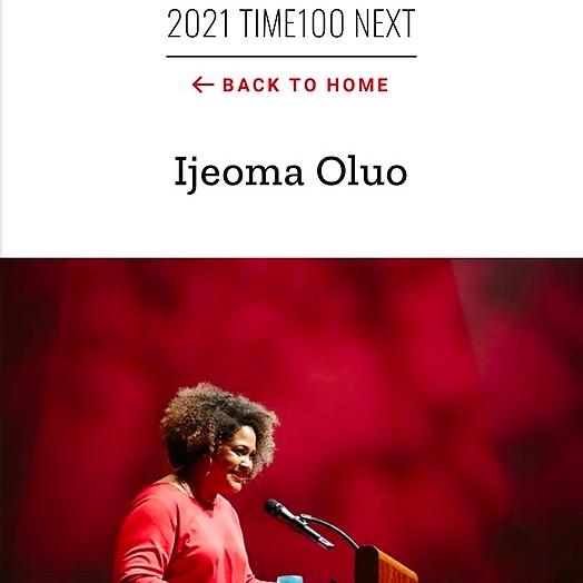 TIME100 NEXT