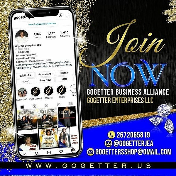 Join Gogetter Business Aliiance
